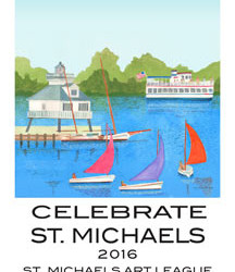 Banner Show to be held in April at the St Michaels Library