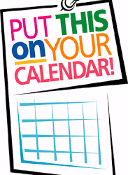 See our New Calendar Page