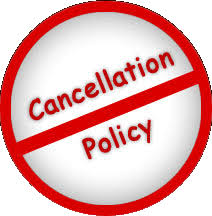 Snow Cancellation Policy