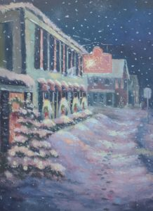 opportunity to exhibit at clark gallery during christmas in st michaels - Christmas In St Michaels